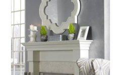 White Decorative Wall Mirrors