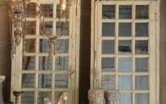 Antique Arched Mirrors