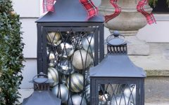Outdoor Holiday Lanterns