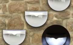 Solar Led Outdoor Wall Lighting