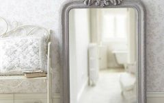 Grey Vintage Mirrors
