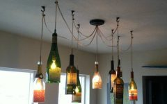 Wine Glass Lights Fixtures