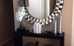 Wall Mirrors for Hallway
