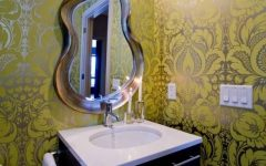 Funky Mirrors for Bathrooms