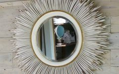 Unusual Round Mirrors