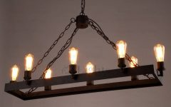 Wrought Iron Lights Fixtures for Kitchens