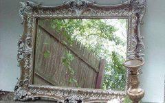 Antique Ornate Mirrors