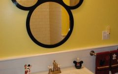 Mickey Mouse Wall Mirrors