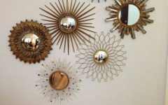 Wall Mirrors with Art