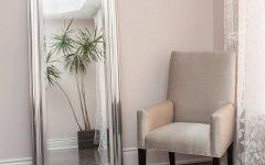 Framed Full Length Wall Mirrors