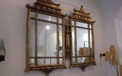 Asian Style Wall Mirrors