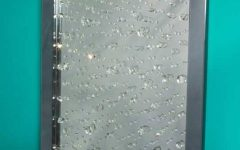 Wall Mirrors With Crystals