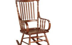 Tobacco Rocking Chairs