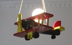 Airplane Pendant Lights