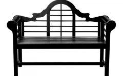 Alfon Wood Garden Benches