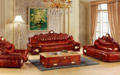 European Leather Sofas