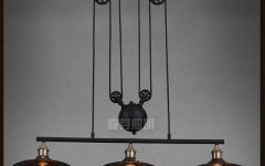 Pulley Lights Fixtures