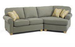 Angled Chaise Sofa