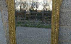 Antique Gilded Mirrors