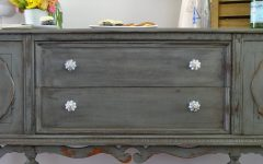 Stylish Antique Sideboards and Buffets