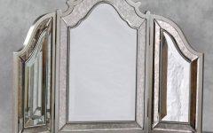 Venetian Dressing Table Mirrors