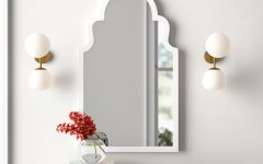 Arch Vertical Wall Mirrors