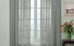 Arm and Hammer Curtains Fresh Odor-Neutralizing Single Curtain Panels