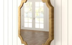 Astrid Modern & Contemporary Accent Mirrors