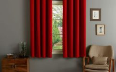 Silvertone Grommet Thermal Insulated Blackout Curtain Panel Pairs