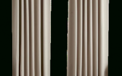 Solid Insulated Thermal Blackout Curtain Panel Pairs