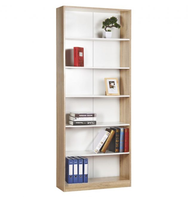 Flat Pack Bookcase