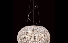Crystal Pendant Lights Uk