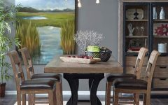 Lucy Bar Height Dining Tables