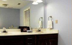 Fancy Bathroom Wall Mirrors