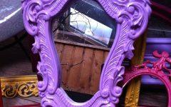 Bright Coloured Mirrors