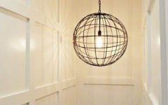 Pendant Lights for Stairwell