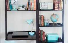 Desk with Matching Bookcase