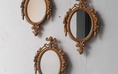 Small Ornate Mirrors