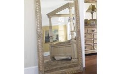 Floor Dressing Mirrors