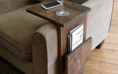 Sofa Side Tables With Storages