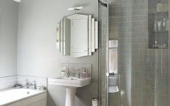 Art Deco Style Bathroom Mirrors