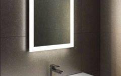Led Lit Bathroom Mirrors