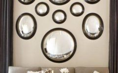 Convex Wall Mirrors