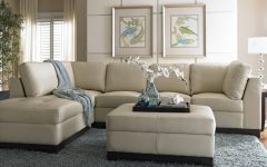 Cream Sectional Leather Sofas