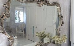 French Inspired Mirrors