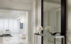 Contemporary Hall Mirrors