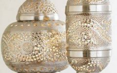 Moroccan Style Lights Shades