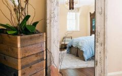 Free Standing Bedroom Mirrors