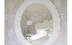Small White Wall Mirrors
