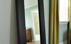 Leaning Wall Mirrors